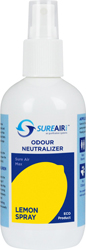 Sureair 250mL Lemon Spray